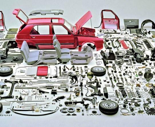 piese auto din dezmembrari