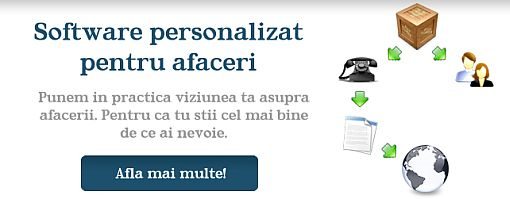 Solutii crm document management personalizate